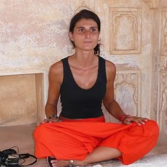maître yogi indien